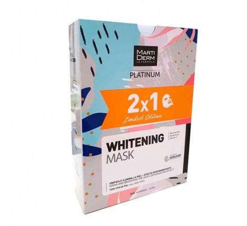 Martiderm whitening mask (25 ml x 5 u)