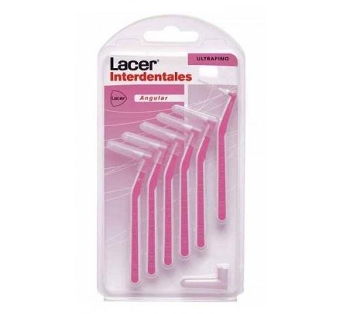Cepillo interdental - lacer (ultrafino angular)