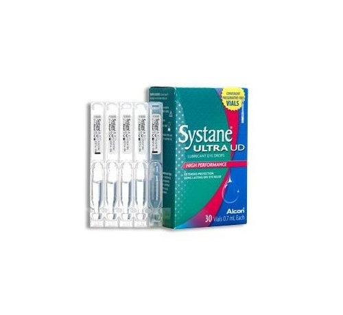Systane ultra unidosis - gotas oftalmicas lubricantes (30 monodosis)