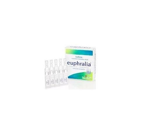 Euphralia limpiador ocular (20 unidosis)