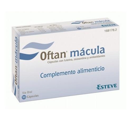 Oftan macula (90 caps)