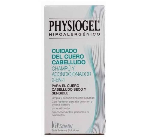 Physiogel champu plus (250 ml)