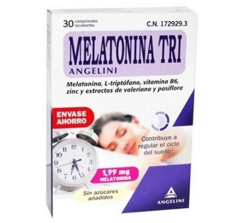 Melatonina tri (1.99 mg 30 comp)