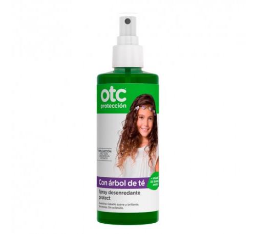 Otc proteccion spray desenredante protect (1 envase 250 ml)