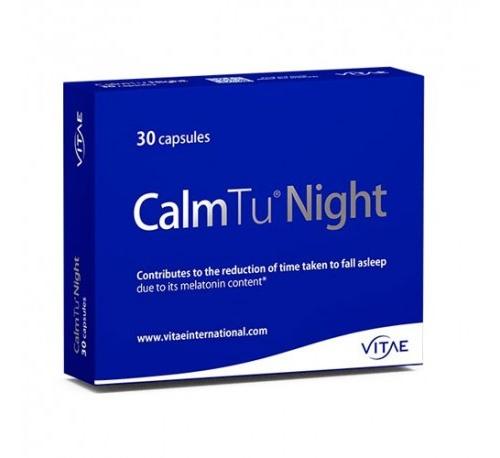 Calm tu night (30 capsulas)