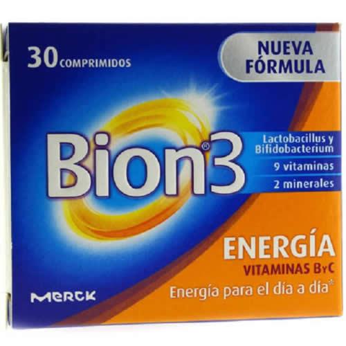 Bion 3 energia (30 comprimidos)