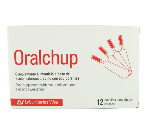 Oralchup (12 pastillas)
