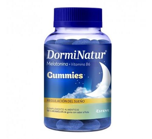 Dorminatur gummies (50 caramelos de goma)
