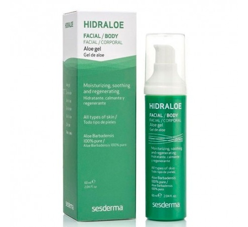 Hidraloe gel de aloe (1 envase 60 ml)