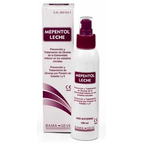 Mepentol leche (100 ml)