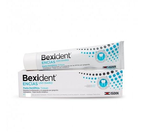 Bexident encias uso diario pasta dental - triclosan (75 ml)