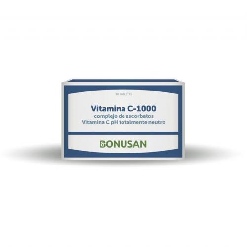 Bonusan vitamina c 1000 compl asco