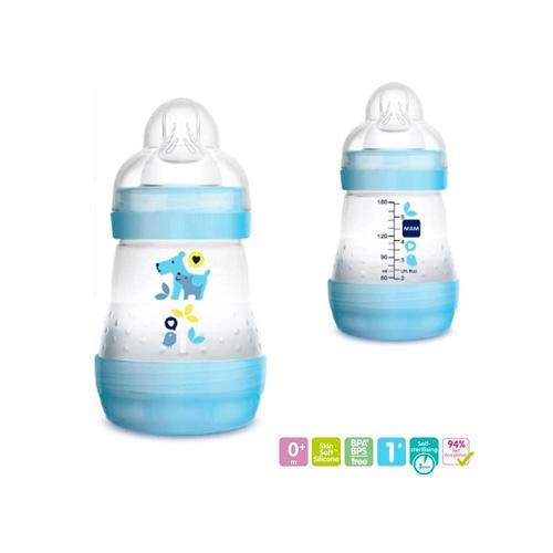 Biberon anticolico - mam anticolic easy start (160 ml azul)