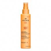 Nuxe sun spray 50spf