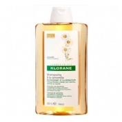 Klorane champu reflejos dorados a la camomila (400 ml)