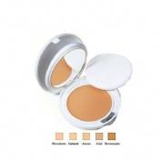 Crema de rostro compacta spf 30 acabado mate - avene couvrance (10 g arena)