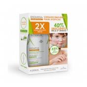 A-derma exomega control leche emoliente (200 ml)