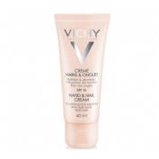 Ideal body crema de manos y uñas spf 20 (40 ml)