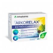 Arkorelax estres control (30 comp)
