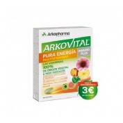 Arkovital pura energia inmunoplus (30 comp)