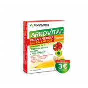 Arkovital pura energia ultra energy complex (30 comp)