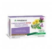 Cardo mariano detox arkopharma (20 ampollas 15 ml)
