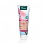 Kneipp crema de manos favourite time (75 ml)