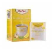 Yogi tea jengibre limon