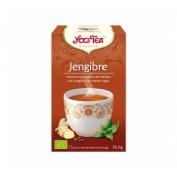 Yogi tea jenjibre