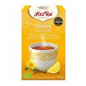 Yogi tea detox limon