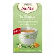 Yogi tea blanco aloe vera