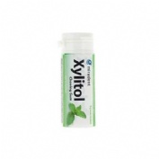 Chicle xylitol hierbabuena