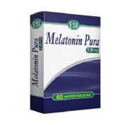 Melatonin pura (1.9 mg 60 tabletas)