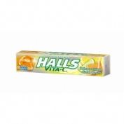 Caramelos halls vi c s/a  20x9