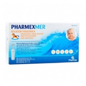 Pharmexmer solucion fisiologica (30 unidosis x 5 ml)