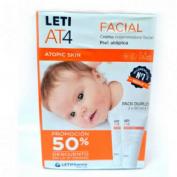 Leti at4 crema facial duplo 50 ml