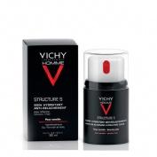 Estructure s tto hidratante reafirmante - vichy homme (50 ml)