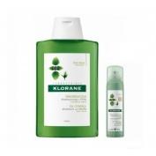 Klorane champu seborregulador al exto de ortiga (400 ml)