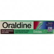 Oraldine encias pasta dental (125 ml menta)