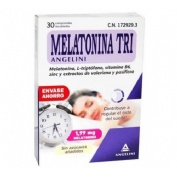 Melatonina tri (1.99 mg 30 comp)