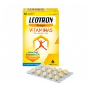 Leotron vitaminas (60 comp)