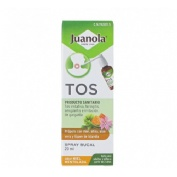 Juanola tos spray bucal (sabor miel mentolada 120 ml)