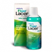 Lacer colutorio fluor diario 0,05 % (menta 500 ml)