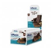 Bimanan barrita chocolate crujientes snack (35 g 24 bar)