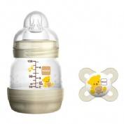 Biberon anticolico + chupete - mam anticolic easy start + chupete start (130 ml + 0+ m)