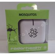 Rh- 107 antimosquitos - insecticida uso domestico (hogar portatil)