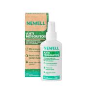 Newell familiar sensitive antimosquitos 100ml