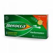 Berocca perfomance (naranja 30 comprimidos efervescentes)