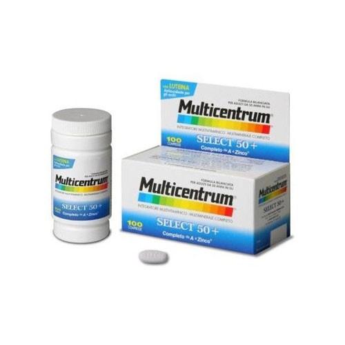 Multicentrum select 50+ 100 co