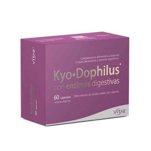 Kyodophilus con enzimas (60 capsulas)